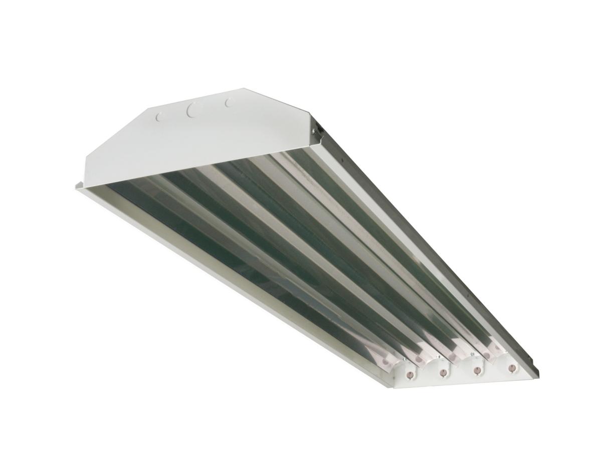 T5 Lighting Fluorescent Shop Light 4 Lamp F54t5 850 Ho