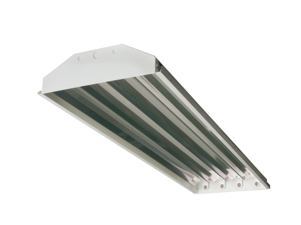 Light Fixture High Bay 4 Lamp 54w