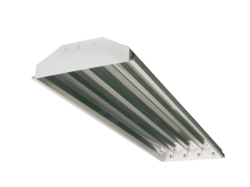 LED High Bays: Linear LED High Bay fixture 8,800 Lumens LED Lamps Included 5000K