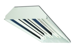 T8 LED Ready Highbay 4FT 8 Lamp Fixture
