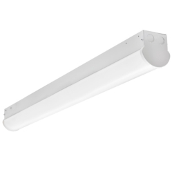 4FT LED Covered Strip Fixture