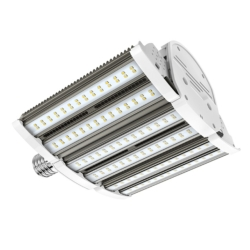 EX39 Mogul Base LED Area Light Replacement Lamp, 80W, 3000K, 125 Lm/W