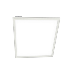 LED Lay-In Troffers: LED Flat Panel 2 'X 2' 39W 4000K Multi-volt Fixture