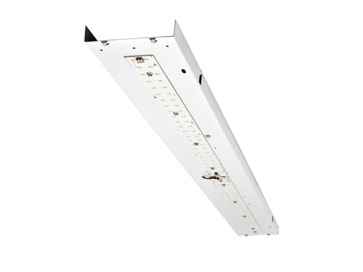 Led strip lights shop light 4 foot 40w 5000k led retrofit strip