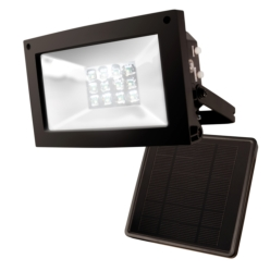 Solar Powered Floodlight