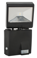 Battery-Powered LED Security Spotlight