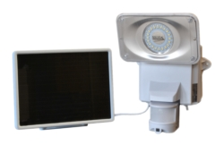 Solar-security Video Camera and Floodlight