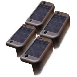 Solar LED Deck Lights