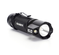 BAMFF 10.0- 1K Lumen Rechargeable LED Flashlight