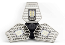 TRiLIGHT - 3000 Lumen Motion Activated Light