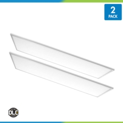 60W 2' x 4' LED Panel Light 5000K 2PK