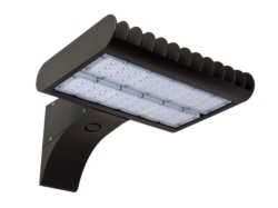 LED Flood Lights: Pole Mount 300W Input (1000W HID Equivalent) 4000K 41902 Lumen