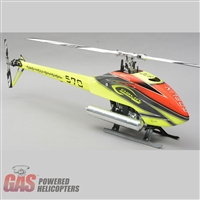 JC Designs Goblin 570 Conversion - Gas/Glow