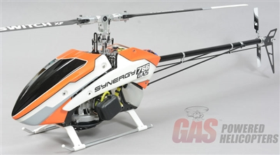 JC Designs Synergy 766 Gas - Conversion Kit