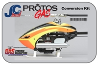 JCD Protos Nitro Gas Conversion