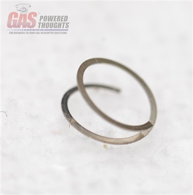 OS Max GT15 Spiral Pin Retainers