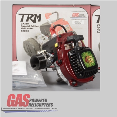 TRM VX310 Special Edition Engine