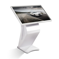 49in Horizontal K-Design Touch Screen Computer Kiosk