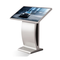 49in Horizontal C-Design Touch Screen Computer Kiosk