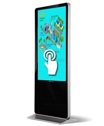 49in Android-Touch Screen Kiosk Player
