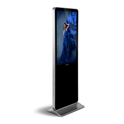 43in Vertical Digital Kiosk w/ USB Media Player