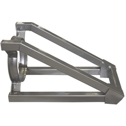 The Orbital Truss 90 Degree Base is constructed in steel with a powder coated silver finish. Connects to 6-Way Junction sold separately. The Orbital Express Truss system is modular in design.