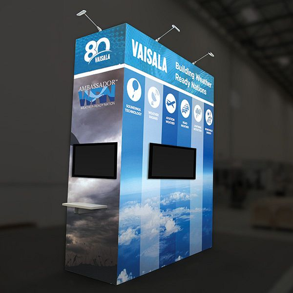 Trade Show Booth Graphics : Custom trade show exhibit design beautiful custom
