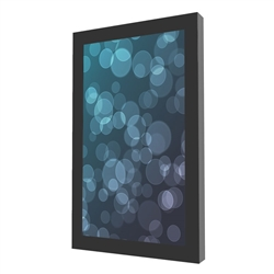 "40"" fully customizable digital signage enclosure by Peerless.  Create a custom digital kiosk by choosing this elegant enclosure, a commercial grade monitor of your choice and any media player or computer that suits your needs. This flexibility also ensure"