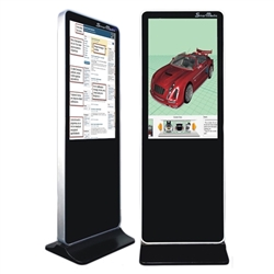 32in Touch Screen Digital Kiosk with Integrated Android Player - SmartMedia KIO-32AT
