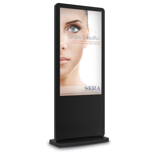 "Engaging audiences has never been easier with the 49"" HD touchscreen digital kiosk. Manufactured with a sleek design you will love and built to last for years."
