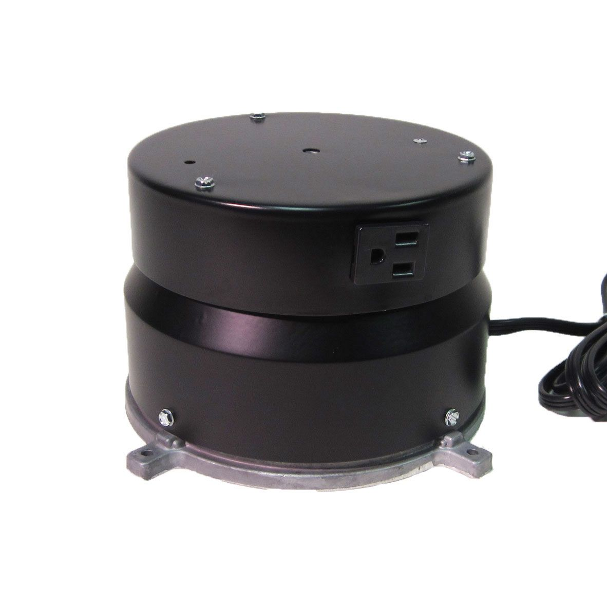 Display Turntable w/ Outlet for Trades Shows, Retail, Photography ...
