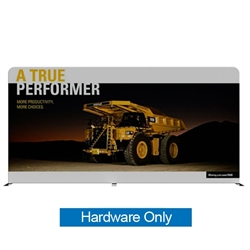 Waveline Media Panels are easily transported, and are known for their easy assembly, light weight and affordable replacement graphics. Display your brand or message effectively with the large surface area found on these one-of-a-kind displays.