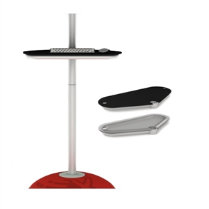 Trade Show Monitor Stands And Kiosks Displays