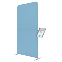 EuroFit Literature Holder. This literature rack attaches to EuroFit Walls so you can display flyers and brochures with style.