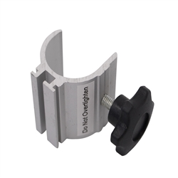 EuroFit Light Clamp (1). This clamp lets you add an Ultimate Light Kit to your EuroFit display.