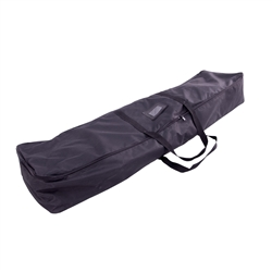 49.12 in (W) x 7.25 in (H) x 12.5 in (L) Eurofit Arch Soft Case Only. xyzDisplays offer soft carrying cases for your portable canopy tents, trade show graphics, banner stands, hanging banners and signs, or other exhibit displays