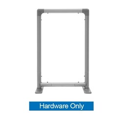 12in x 18in x 11in EuroFit Mini Display Kit (Hardware Only)