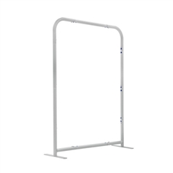 3ft x 4ft EuroFit Tabletop Straight Wall Kit (Hardware Only)