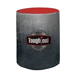 42.5in Stylish and elegant, Creative Banner Fitted Round Table throw Dye-Sub Full Bleed professionally present your company image at events and trade shows. These premium quality polyester twill table throws are easy to care for and can be easily washed.