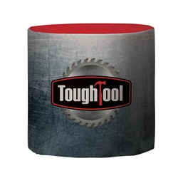 29.5in Stylish and elegant, Creative Banner Fitted Round Table Throw Dye-Sub Full Bleed professionally present your company image at events and trade shows. These premium quality polyester twill table throws are easy to care for and can be easily washed.