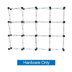4ft Micro GeoMetrix 12-Quad Horizontal Table Top Display Frame  are the unique look that you are looking for and comes in a wide range of designs. Easy set-up and a eye catching look, that is what our 3-D Pop Up displays are all about.