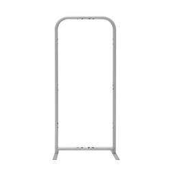 2ft x 54in EuroFit Straight Wall Floor Tension Fabric Display Hardware Only. The uniqueness of a tension fabric display is evident when you see one on the trade show floor.