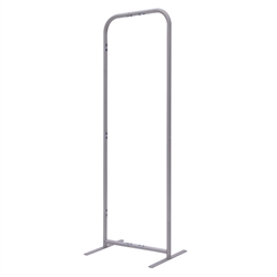 2ft x 72in EuroFit Straight Wall Floor Tension Fabric Display Hardware Only. The uniqueness of a tension fabric display is evident when you see one on the trade show floor.