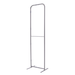 2ft x 90in EuroFit Straight Wall Floor Tension Fabric Display Hardware Only. The uniqueness of a tension fabric display is evident when you see one on the trade show floor.