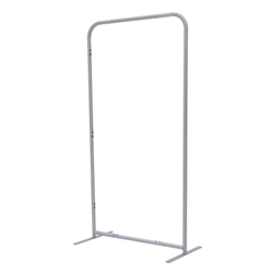 3ft x 72in EuroFit Straight Wall Floor Tension Fabric Display Hardware Only. The uniqueness of a tension fabric display is evident when you see one on the trade show floor.