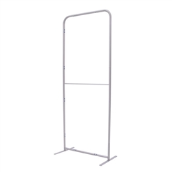 3ft x 90in EuroFit Straight Wall Floor Tension Fabric Display Hardware Only. The uniqueness of a tension fabric display is evident when you see one on the trade show floor.