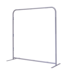 4ft x 54in EuroFit Straight Wall Floor Tension Fabric Display Hardware Only. The uniqueness of a tension fabric display is evident when you see one on the trade show floor.