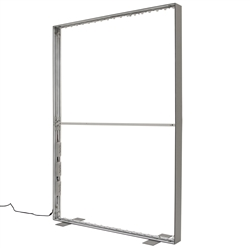5ft x 7ft Impress Glo Light Box Display w/ Ladder Lights  (Hardware Only)