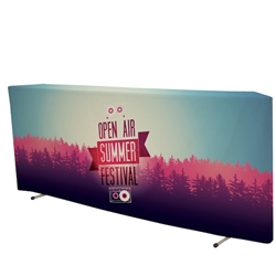 10ft x 4ft  Modular Event Counter (Graphic & Hardware). 