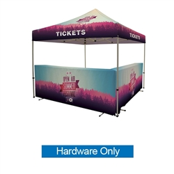 10ft x 4ft  Modular Event Counter (Hardware Only). 